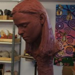 Lifesize Portrait Sculpture