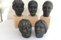 Introduction to Portrait Sculpture class